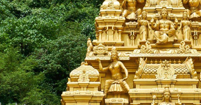 statua d'oro