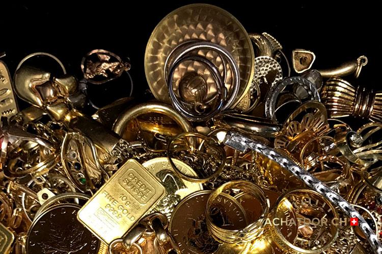 gioielleria in oro