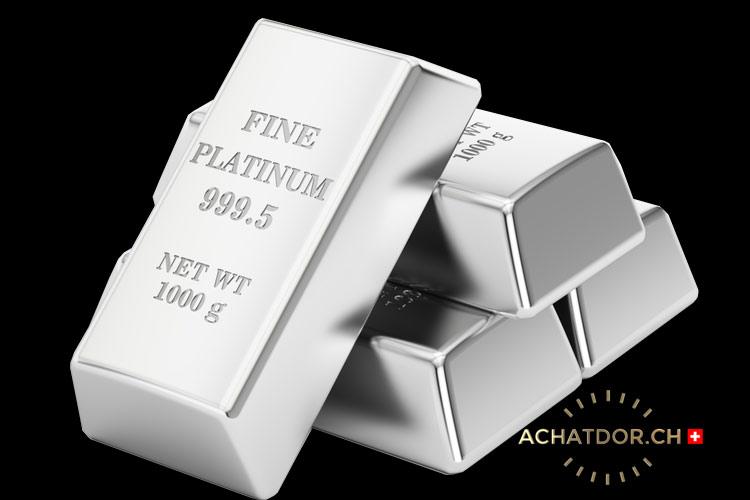 Lingotti di platino