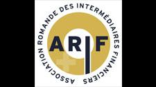 Sito web Romande Association of Financial Intermediaries (ARIF)