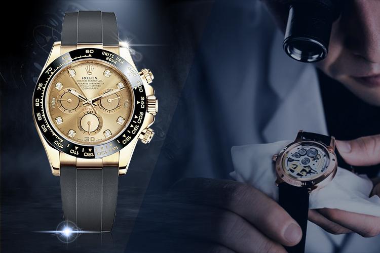 Compro orologi di lusso occasioni Svizzera